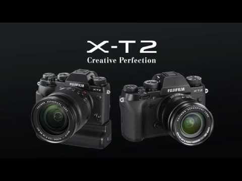 "FUJIFILM announces the ultimate mirrorless digital camera ""FUJIFILM X-T2"" that delivers creative perfection. The X-T2 offers outstanding image quality https://www.camerasdirect.com.au/digital-cameras/fujifilm-mirrorless-cameras/fujifilm-x-t2-mirrorless-camera/fujifilm-x-t2-camera-body"
