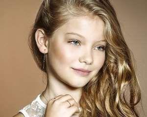 Com apenas 9 anos de idade, Duda Bündchen, sobrinha de Gisele Bündchen, lançou uma linha de joias pa... - Reprodução, Instagram