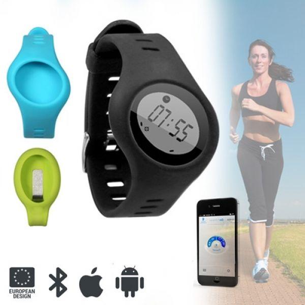 Montre cardio Bluetooth GoFit http://www.happy-destock.com/offre-19901-montre-cardio-bluetooth-special-sport