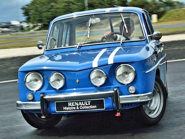 Renault 8 Gordini : Les voitures qui ont marqué l'automobile - Linternaute.com Automobile