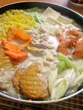ごま味噌塩麹豆乳鍋 by miyuki12 [クックパッド] 簡単おいしいみんなの ...