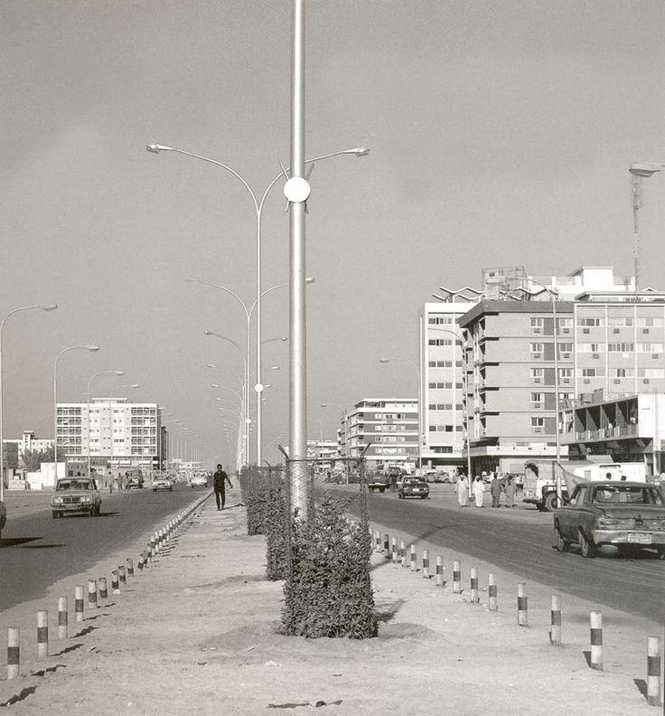 Abu Dhabi from 1960's