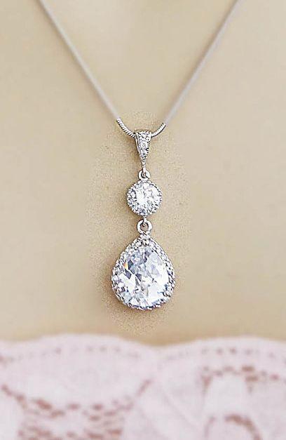 WANT!!!! Wedding Jewelry Bridal Jewelry Bridal Necklace