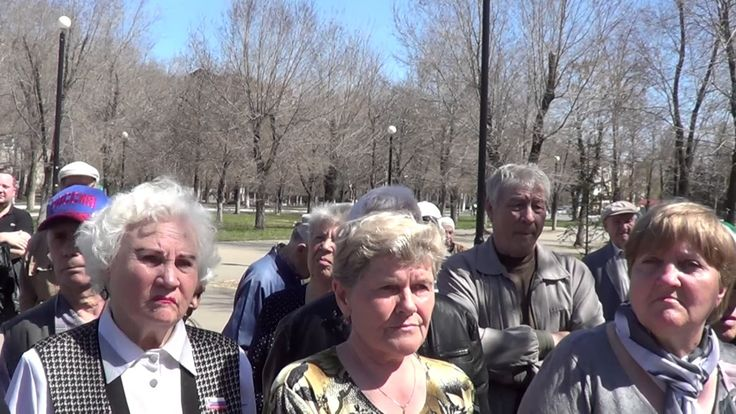 Пенсионеры о путине как о фашисте