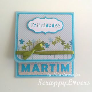Scrappy Lovers: E se queremos oferecer um cartão presente?