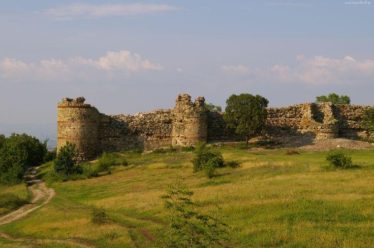 Ruiny, Zamku