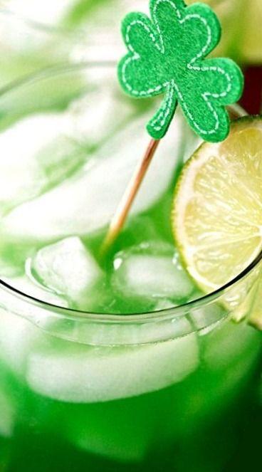 Shamrock Sour Cocktail ❊