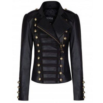 17 Best ideas about Leather Jackets Online on Pinterest | Black ...