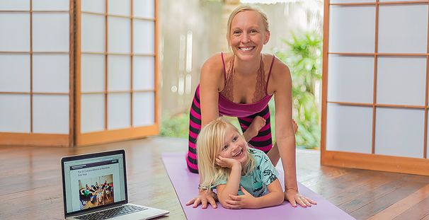 Rainbow Yoga - Online Teacher Training