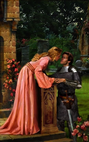 """""""Ask any lady the measure of a great man and she'll tell you this: the best can wield his tongue as well as his sword."""" Excerpt From: Robison, Traci. """"Tangled (Tales of Malstria, Book 2)."""" iBooks. This material may be protected by copyright. Check out this book on the iBooks Store: https://itun.es/us/nr7N5.l"""