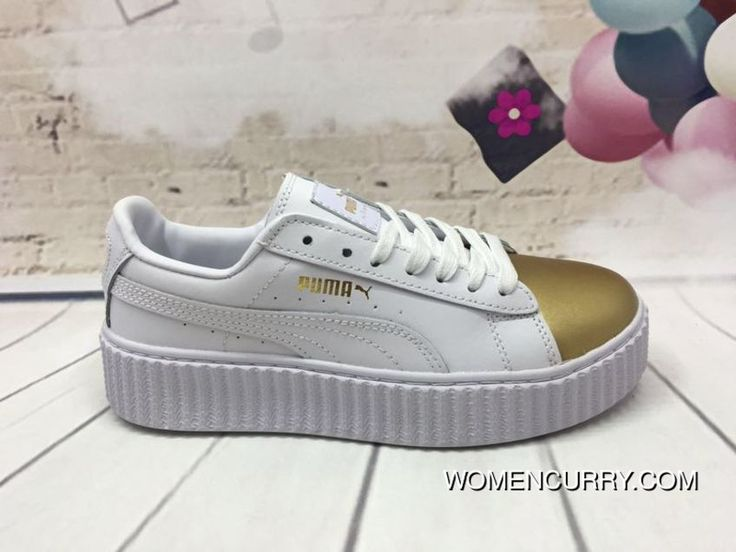 https://www.womencurry.com/puma-x-rihanna-wmns-creeper-white-metallic-gold-women-men-new-release.html PUMA X RIHANNA WMNS CREEPER WHITE METALLIC GOLD WOMEN/MEN NEW RELEASE Only $88.92 , Free Shipping!