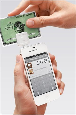 Square--awesome if you need to be able to accept credit card payments.