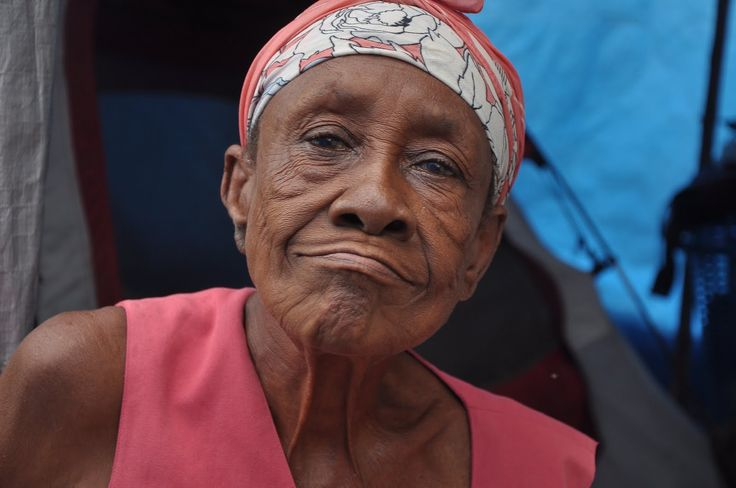 Dying in Haiti: Haiti's Displaced Elderly