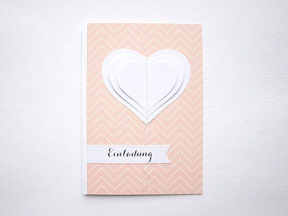 8 besten Einladung Hochzeit Bilder auf Pinterest