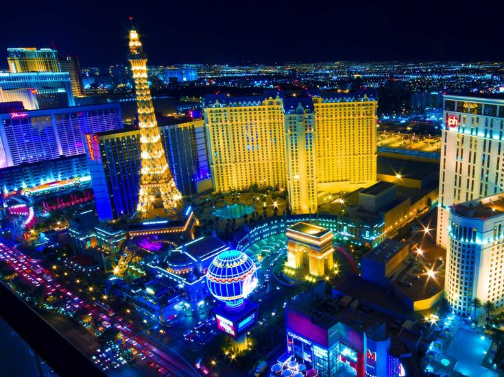 Las VegasBest City For Women In Tech - Business Insider