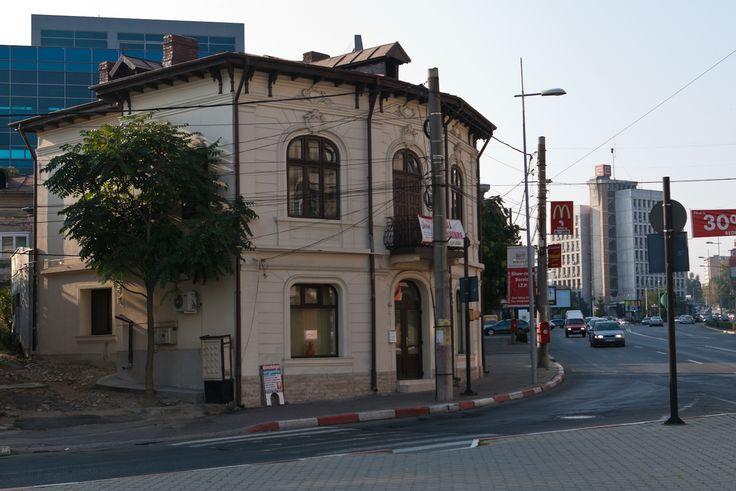 Casa Ghimpa (1902), Strada Rosetti C.A. 1, Pitești