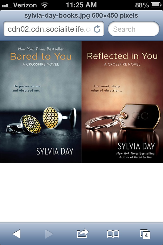 Bared to You Trilogy.... Patiently waiting for the third book!