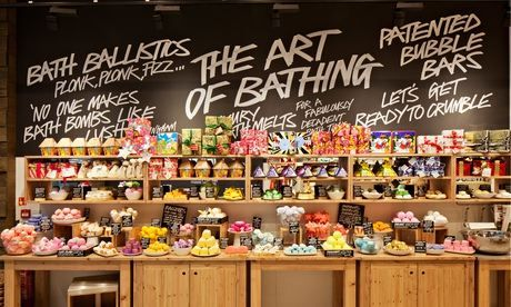 Lush is the little guy standing up to Amazon – but what if I hate the little guy? | Rhiannon Lucy Cosslett