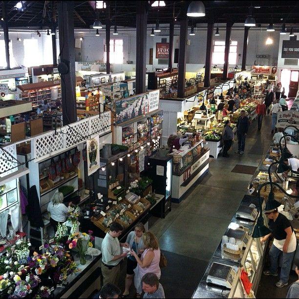 Lancaster Central Market in Lancaster, PA