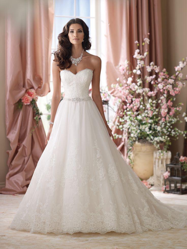 Style No. 114289 » David Tutera for Mon Cheri»wedding dresses 2013 and bridal gowns 2014