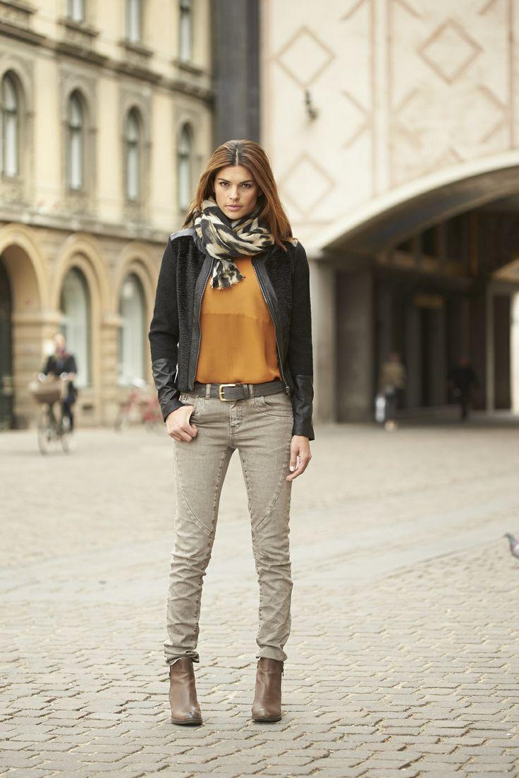 Friendetx autumn ´14 street style!