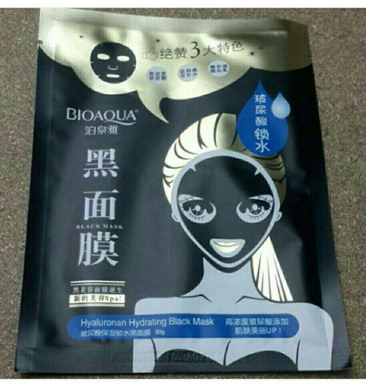 masker bio aqua