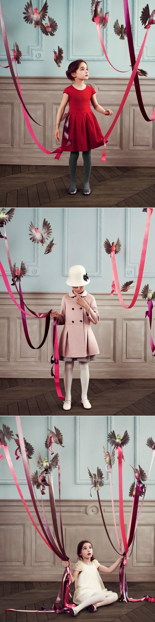 BABY DIOR bit to stiff for my tast, but love the shoot styling to much to not pin it!!!