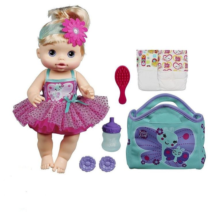 NIB Hasbro Baby Alive Twinkle Fairy Baby Doll with accessories #HasbroBABYALIVE