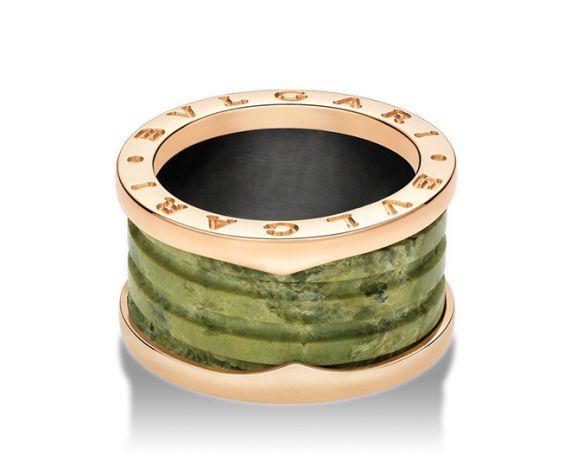Bvulgari B.zero1 Rings