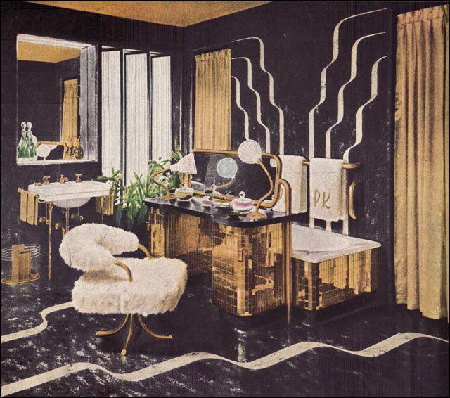 188 Best Deco Flair 1930s 70s Redeux Interior Design