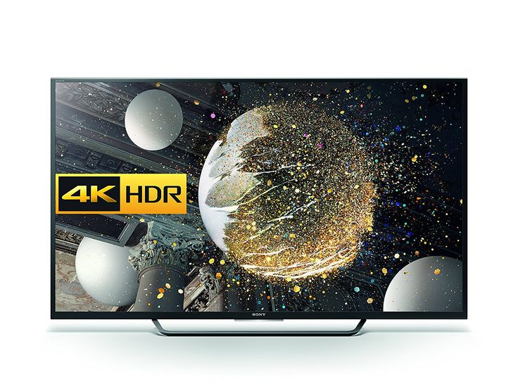 Sony Bravia KD55XD7004BU 55 inch Android 4K HDR Ultra HD Smart TV with Youview, Freeview HD, PlayStation Now (2016 Model) - Black: Amazon.co.uk: TV