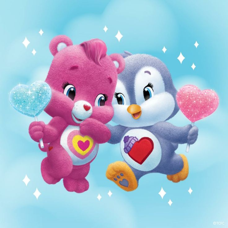 3257 best images about care bears on pinterest we heart - Care bears wallpaper ...