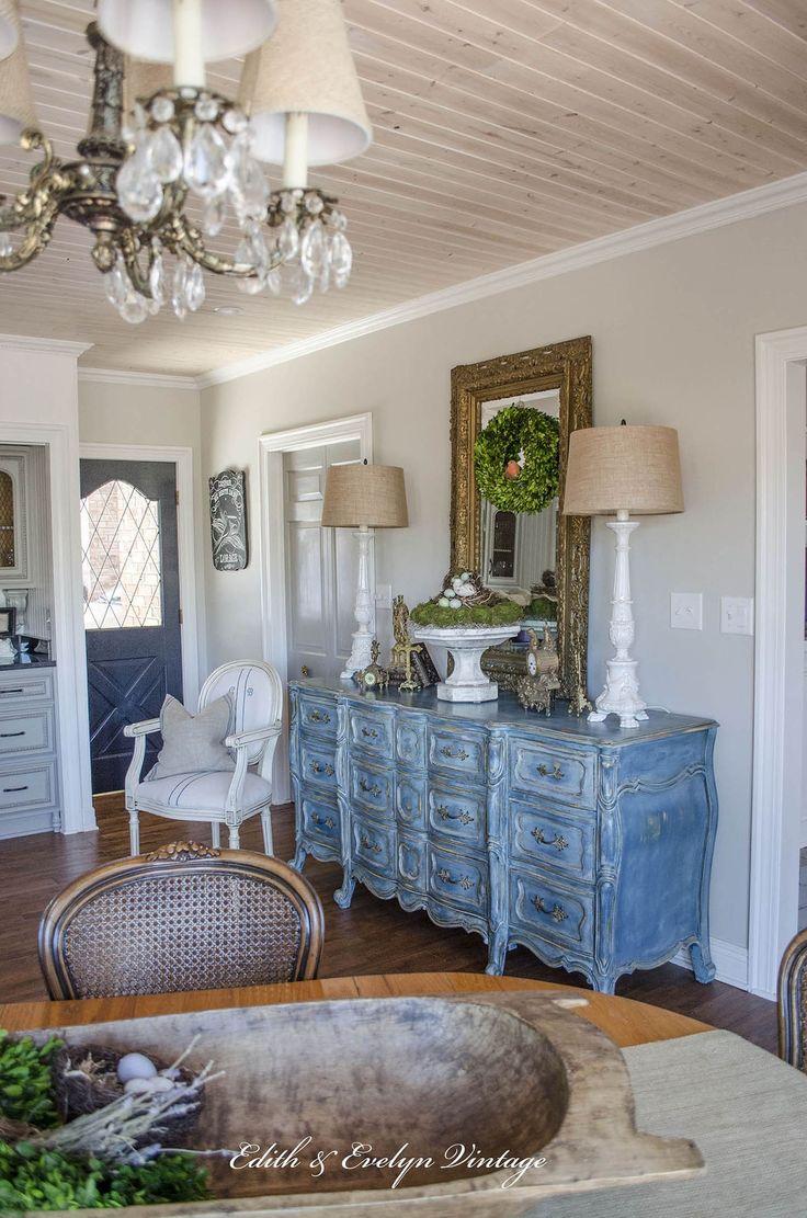 100 best Chalk painting antique furniture images on Pinterest ...