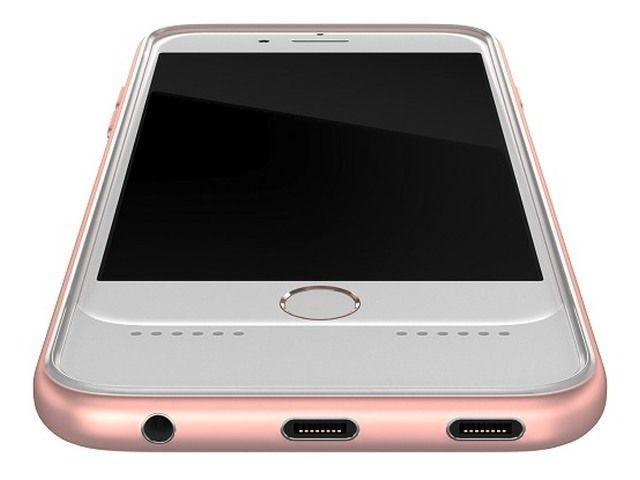 イヤホンジャックに加えLightningポートも増やすiPhone 7用ケース「daptr」 - CNET Japan