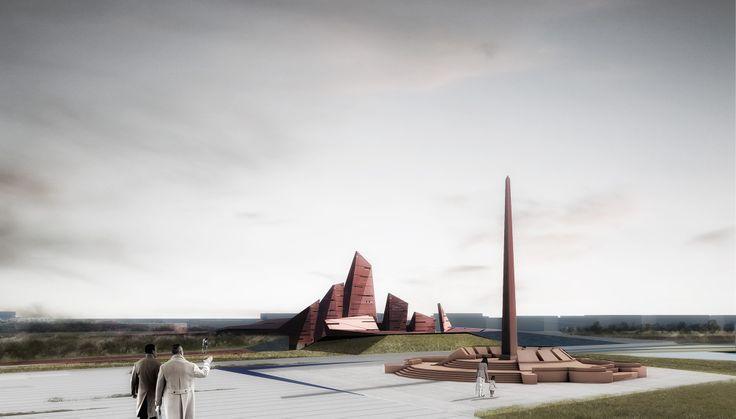 Denktas Mausoleum and Museum | Scene