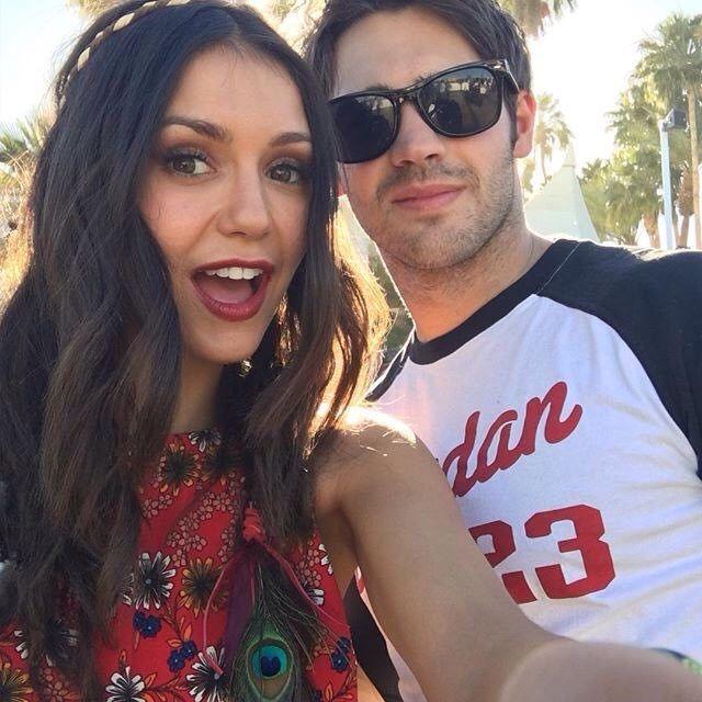 Nina and Steven #Coachella ❤️