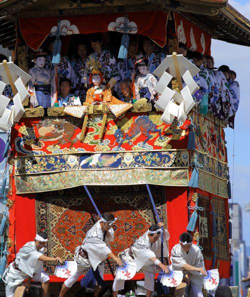 祇園祭 Gion Festival