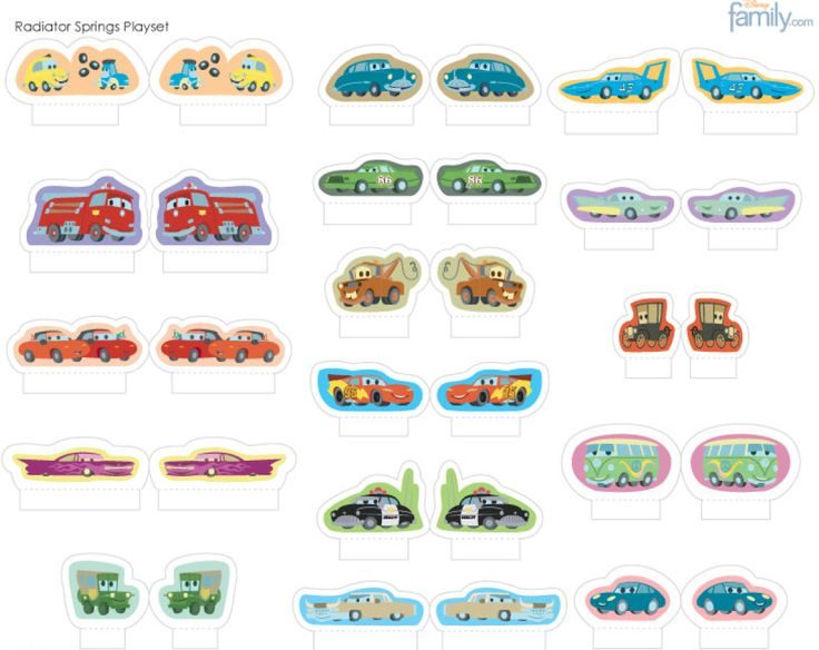 1 of 3 httpwwwparent24com car activitiesradiator springsdisney carsnutritionpreschoolradiatorsparty - Disney Cars Activities
