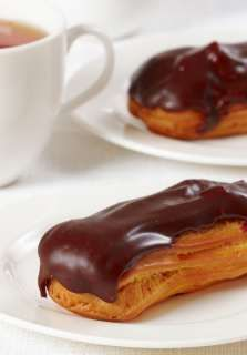 45 best french pastries desserts images on pinterest french french pastry chocolate eclair forumfinder Gallery