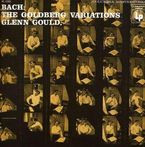 GOLDBERG VARIATIONS  BWV 988,  Glenn Gould  (1955 MONO RECORDING)