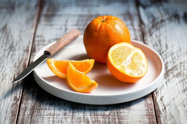 Essay about orange fruit