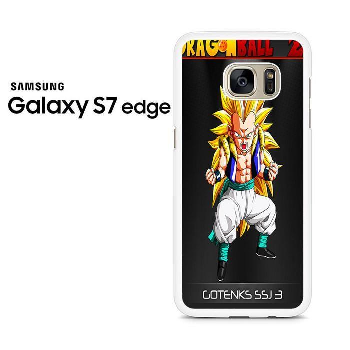 Dragon Ball Z Gotenks Ssj-3 Samsung Galaxy S7 Edge Case