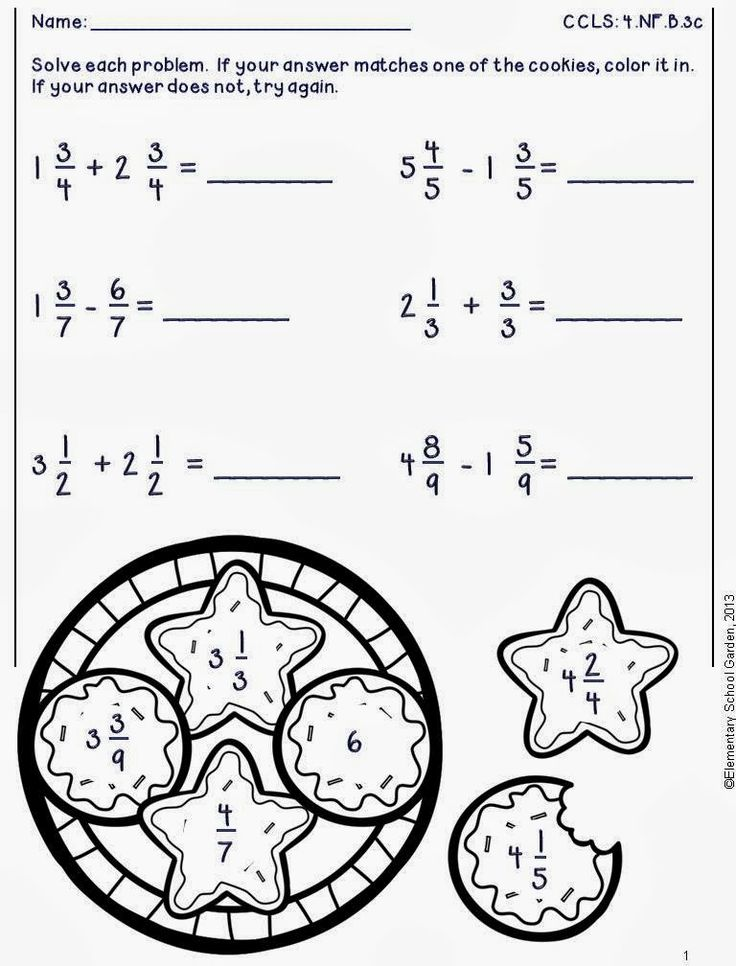 807 best Math - Fractions and Decimals images on Pinterest | Math ...