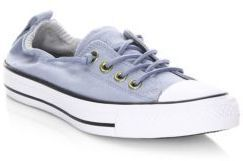 Converse Canvas Slip-On Sneakers