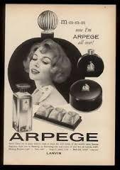 Lanvin | Arpege | 1959 | Licensing