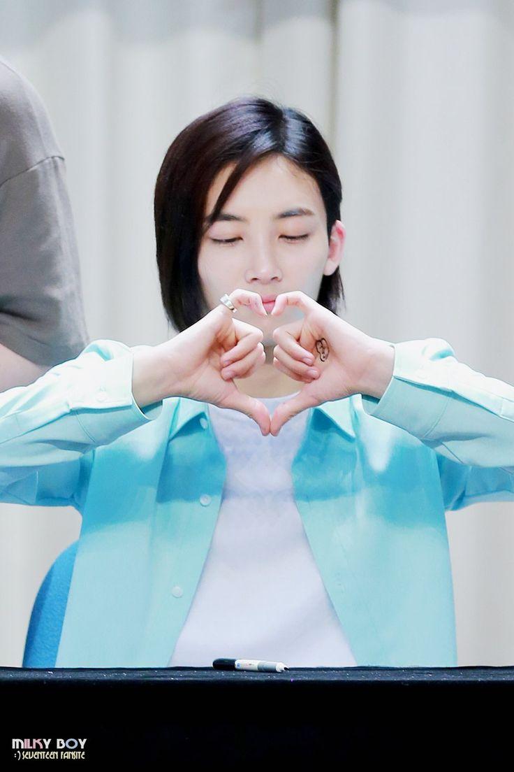 #Jeonghan #SEVENTEEN #LoveAndLetter #PrettyU