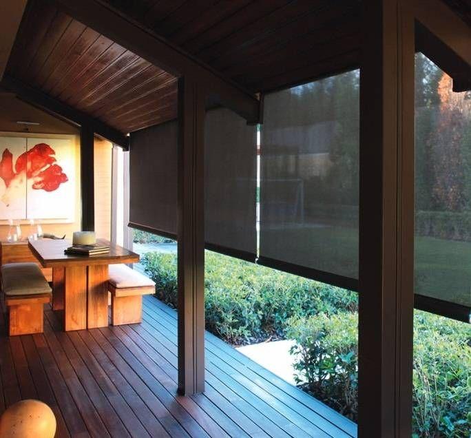 M s de 25 ideas incre bles sobre persianas de terraza for Persianas para balcones