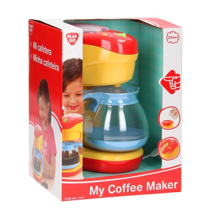 Playgo Koffiezetapparaat  Playgo Koffiezetapparaat  EUR 21.95  Meer informatie