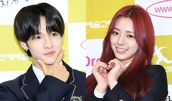 K Pop Idols Spotted Attending Hanlim Multi Arts School Entrance Ceremony Kpop K Pop Idols Spotted Attending Hanli School Entrance Art School Kpop Idol