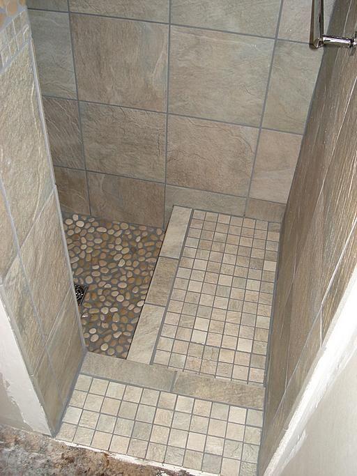 Diy Shower Remodel W Pics Ceramic Tile Advice Forums John Bridge Ceramic Tile Shower